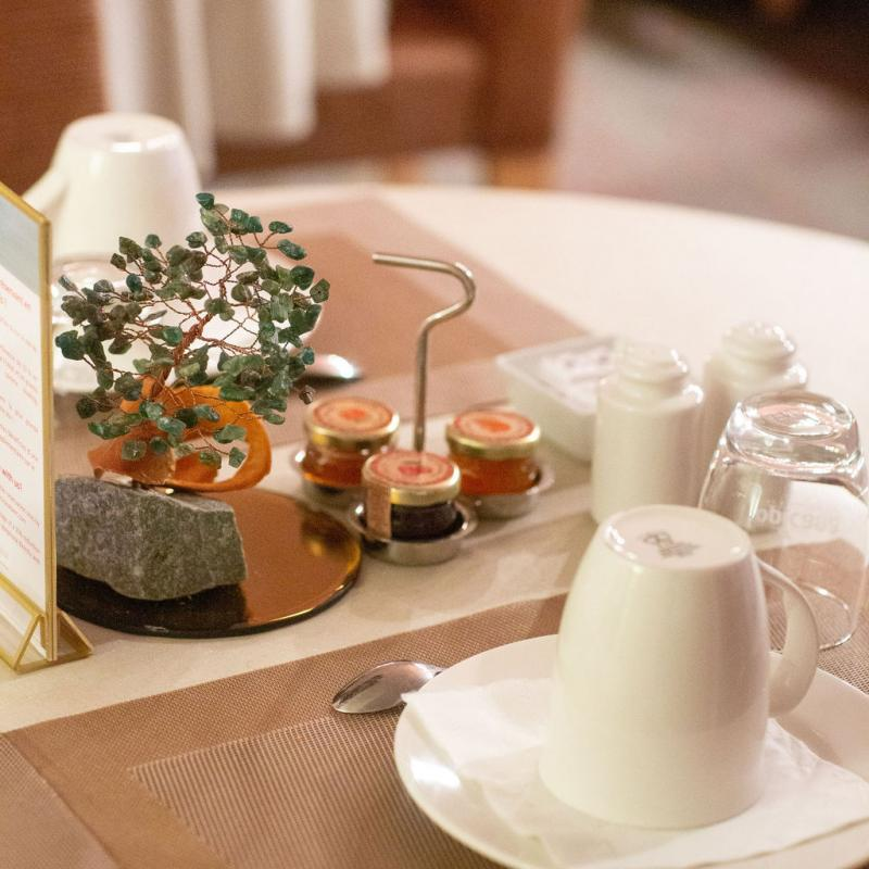 Hotel Pavillon Bastille - Breakfast