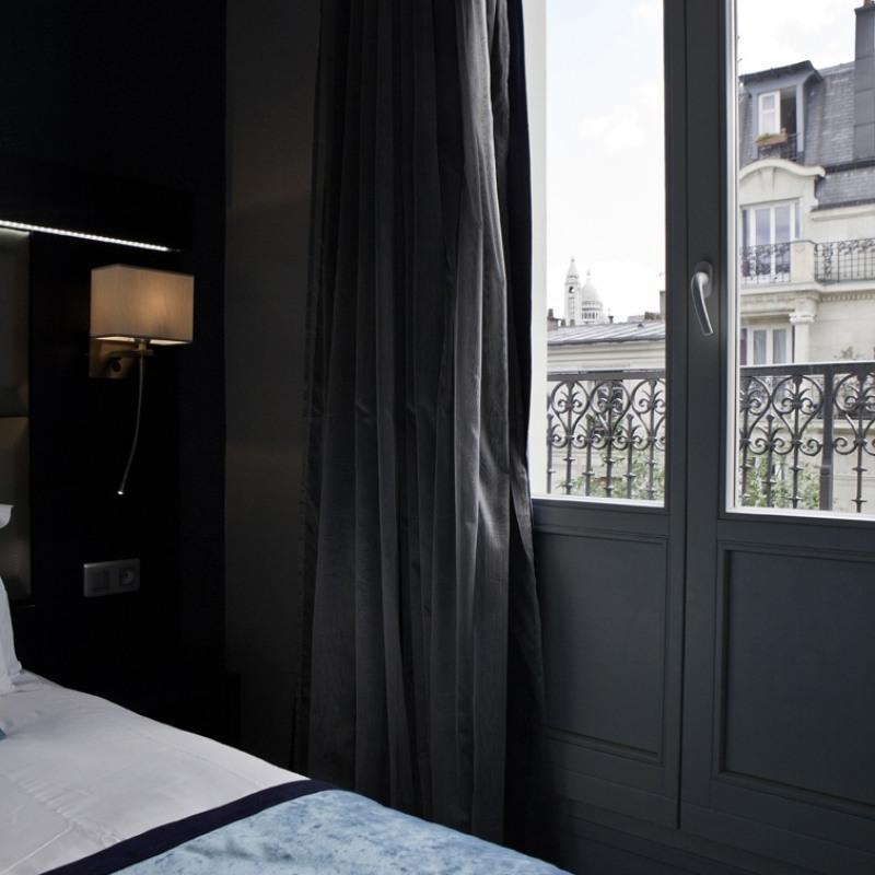 Hotel Prince Albert Montmartre - Chambre