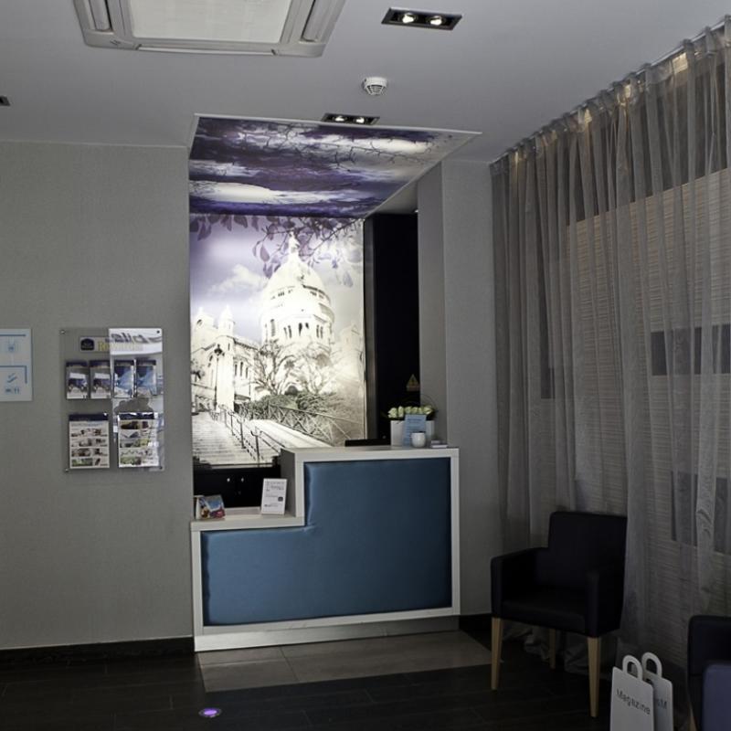 Hotel Prince Albert Montmartre - Reception