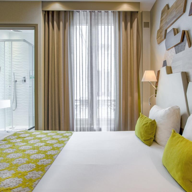 Hotel Prince Albert Wagram - Room
