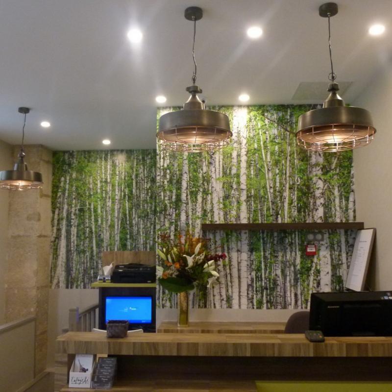 Hotel Prince Albert Wagram - Reception