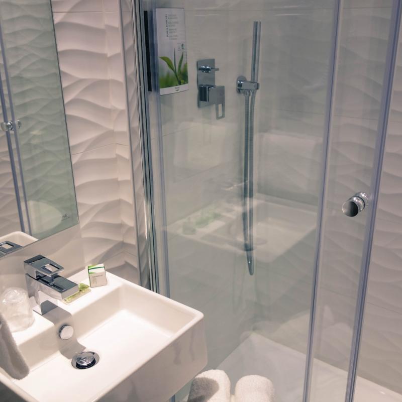 Hotel Prince Albert Wagram - Bathroom