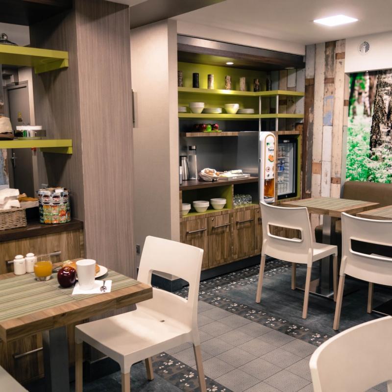Hotel Prince Albert Wagram - Breakfast Room